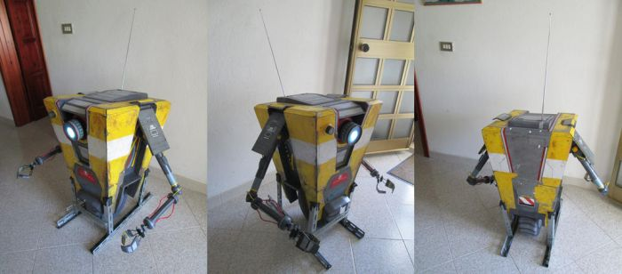 Claptrap scale 1:1 by r-AY