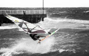 Windsurfer by flowerhippie22