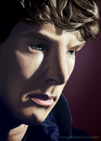 Sherlock by sunnydelight18