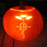 FMA Pumpkin by FinnaJei