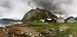 The storm is coming by Kvikken