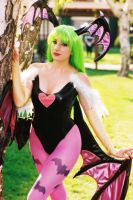 Morrigan by Lillyxandra
