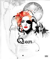 Queen Madonna by smoothdog2000