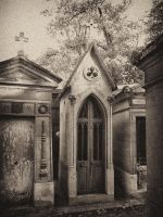 Pere Lachaise I by gusti-boucher