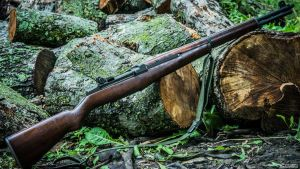 The Venerable M1 Garand by spaxspore