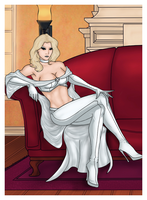 Emma Frost (2 of 7) by vindications