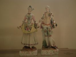 small statue 3 by jastock
