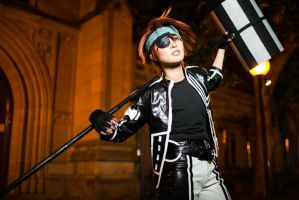 D.Gray-man - Lavi by christie-cosplay