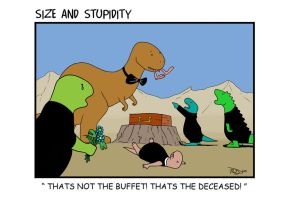 Buffet by Size-And-Stupidity