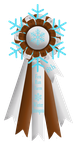 FRFWE 8th place ribbon by Seeing-Spotz