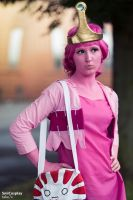 SniiCosplay (Princess Bubblegum) #01 by take7x