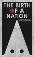 Birth of a Nation Minimalist Poster by BullMoose1912