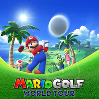 Mario Golf: World Tour for Nintendo 3DS by Legend-tony980