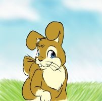 Bunny by TheTater