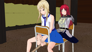 3DCG:This Is Not A Fairy Tail,This Is Real by TickleMaster187
