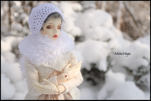Cold from Siberia by MiniVega