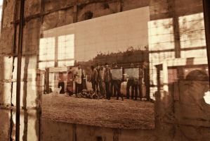 Exhibition of old photographs.3 by Bobbyus
