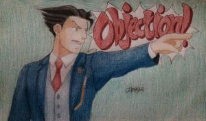 OBJECTION!!! by julianDB92