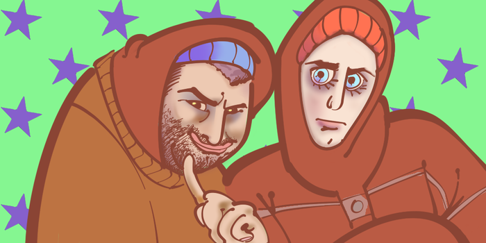 Ethan And Hila by Carrmx0