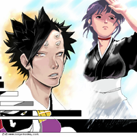 BLEACH: Division 12 Trio by The-Z