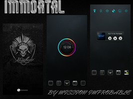 Immortal by Wasteandwanting