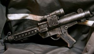 Starwars Strormtrooper Blaster by JohnsonArms