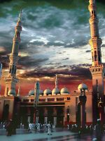 Greatness of Prophet's Mosque by BN-BN