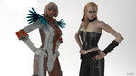 Devil May Cry IV - babe by James--C