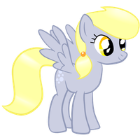 Crystal Derpy by AgashkaOfficial