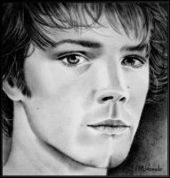Jared Padalecki by BlueZest