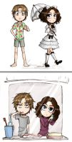 15. Different clothing 16. Morning rituals by shindianaify