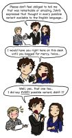 Well and Truly Sherlocked - SPOILERS by blackbirdrose