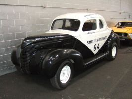 1938 Ford Stock Car by Aya-Wavedancer
