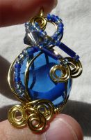 wire pendant 273 by Kimantha333