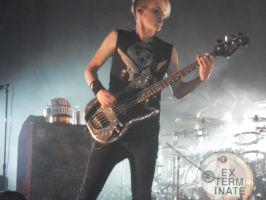 Mikey Way - House of Blues by 3m1ly