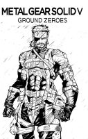 Big Boss Rises. by DiegoE05