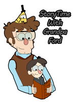 .:. Storytime With Grandpa Ford .:. by VelociPRATTor