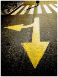 Recovered: Staright or curve? by dryzumo