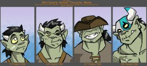 Age Meme: Breaker by chief-orc