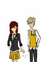 Otaku University Uniforms Contest by XXshellbieXX