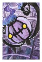 C: Chandelure by lopatoi