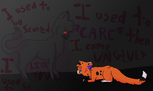 What are you so Scared of by AnamayCat