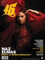 Naz Elmas 46 Magazine Dance Edition Cover by mehmeturgut