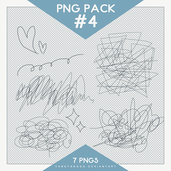PNG PACK#4 - By Yang by Yangyanggg