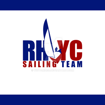 RHYC Sailing Team 09 Concept 1 by Victomized