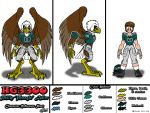 Philip ''Pheagle'' Adler Reference Sheet by Pheagle-Adler