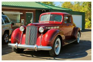A Cool Old Packard by TheMan268