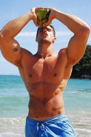 Hot Shirtless Guy 52 by Stonepiler