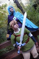 Legend of Zelda: I'll be Your Sword by ShinraiFaith