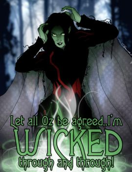 Wicked Through and Through by tsbranch